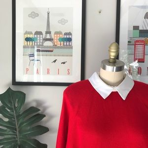 Vintage Sweaters - Vintage • Oversized Sweater